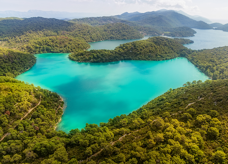 Chorwacja - Mljet