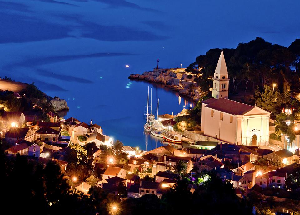 Chorwacja - Wyspa Lisinj