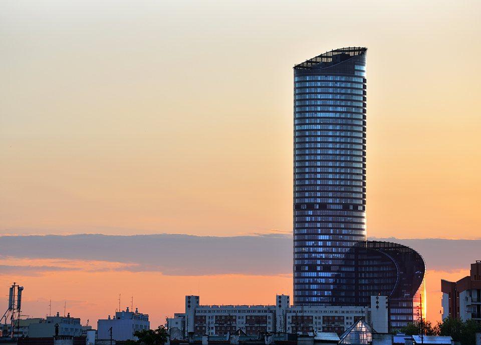 Niesamowite punkty widokowe - Sky Tower