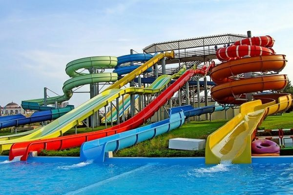 TOP 15. Najciekawsze aquaparki w Europie