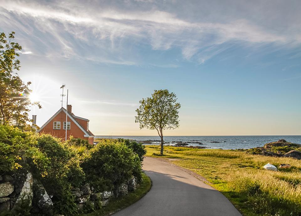 Bornholm - Perła Bałtyku