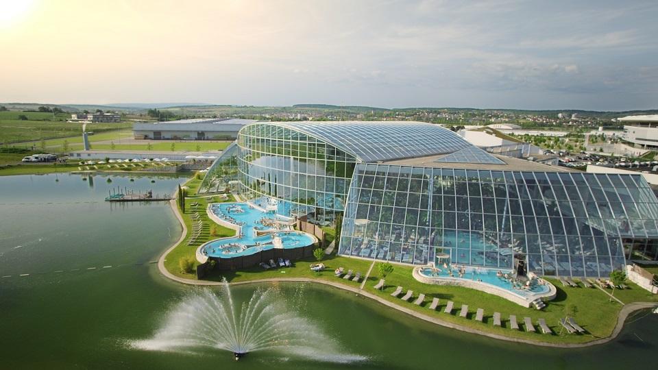 Najlepsze aquaparki w Polsce - Suntago Wodny Świat