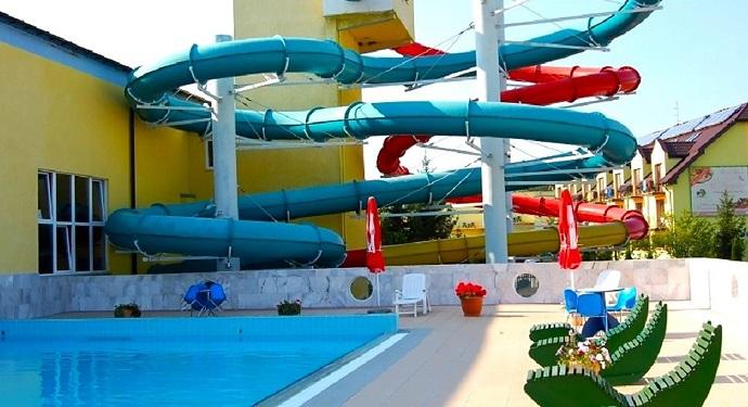 Najlepsze aquaparki w Polsce - Aquapark Jan Darłówko