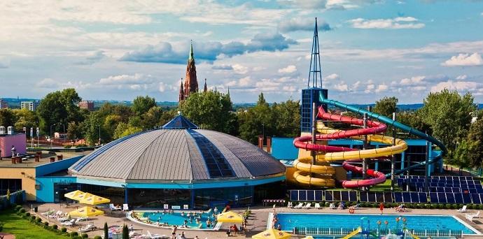 Najlepsze aquaparki w Polsce - Nemo Dąbrowa Górnicza