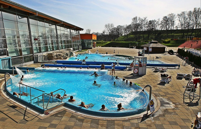 Najlepsze aquaparki w Polsce - Wrocławski Park Wodny