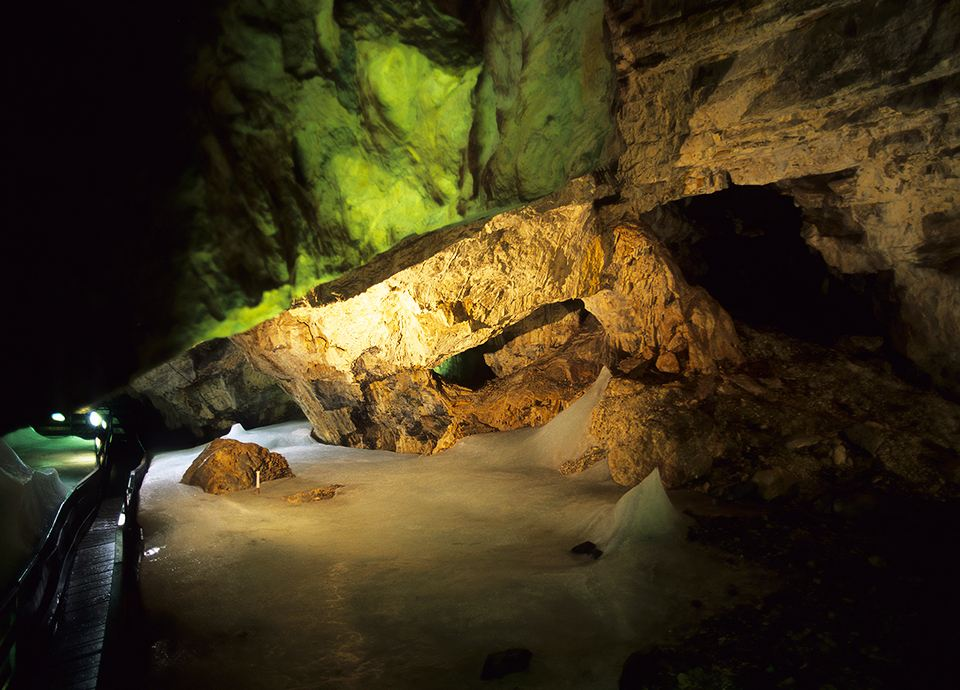 Słowacja - Jaskinia Wolności