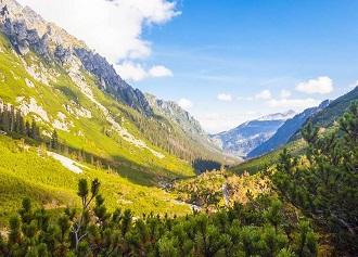 Najpiękniejsze doliny w polskich górach