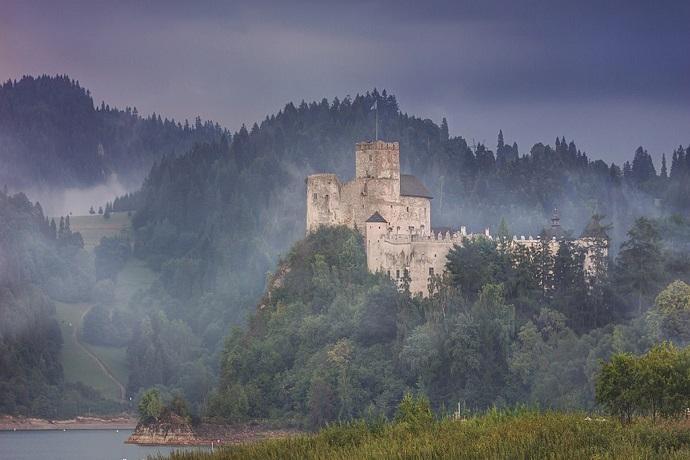 Nawiedzone miejsca w Polsce - Zamek w Niedzicy