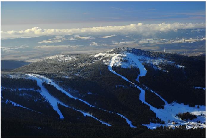 Ośrodki narciarskie w Polsce - Czarna Góra