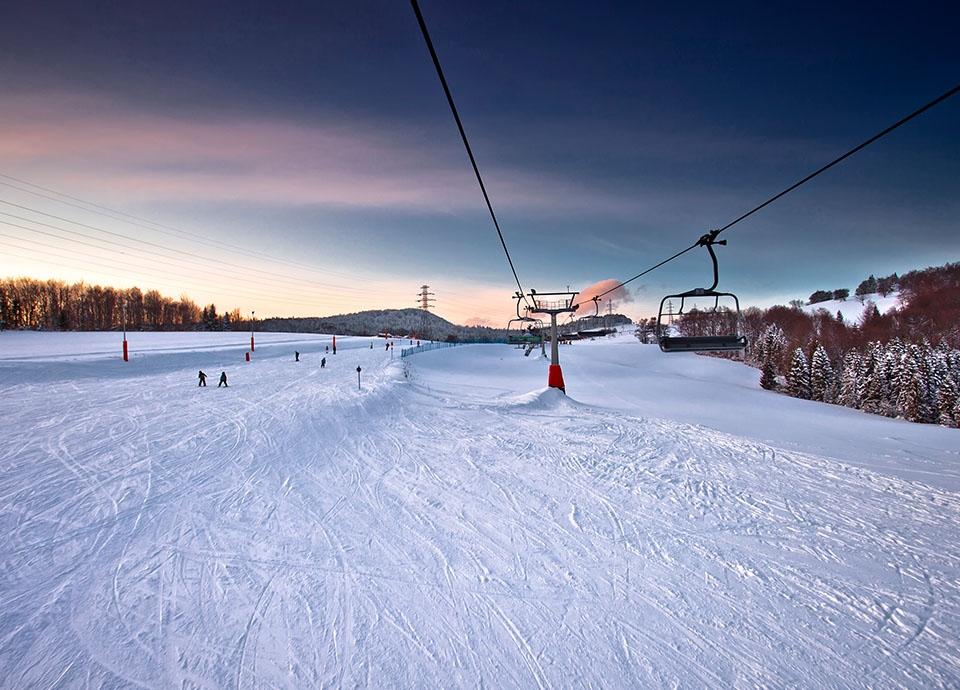 Ośrodki narciarskie w Polsce - Dwie Doliny