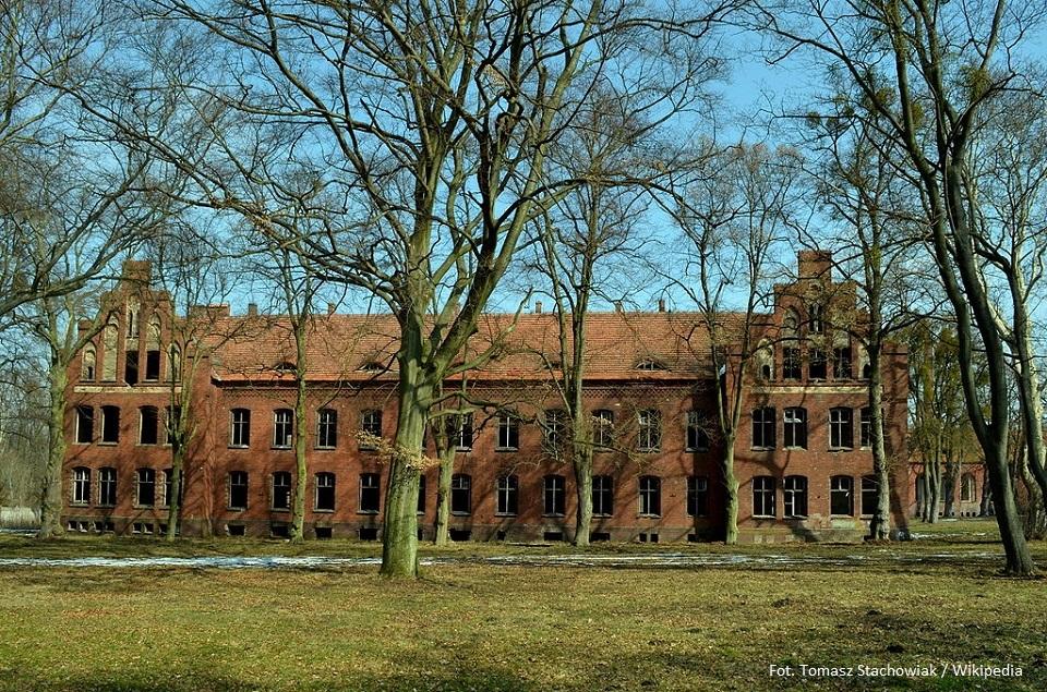 Nawiedzone miejsca w Polsce - Szpital w Owsińskach