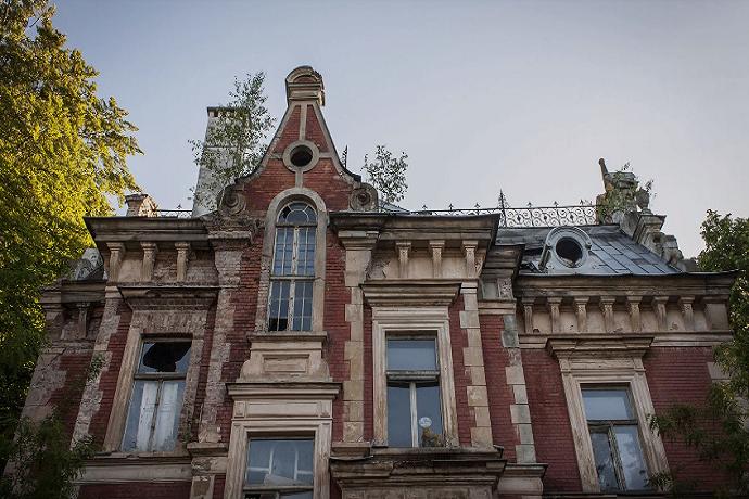Nawiedzone miejsca w Polsce - WIlla w Gdańsku