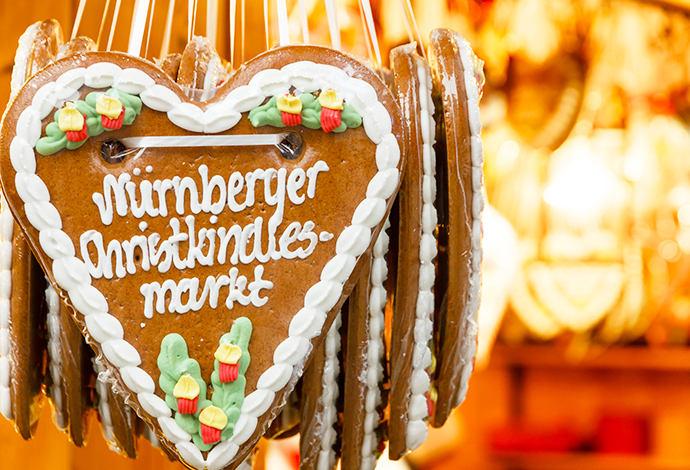 Jarmarki świąteczne - Norymberga
