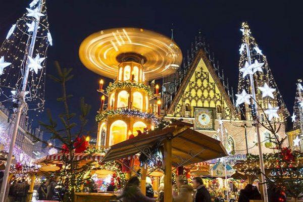 Top 10: najpiękniejsze jarmarki świąteczne w Europie