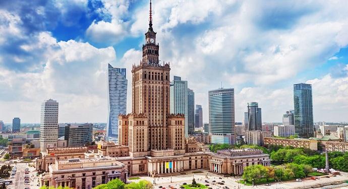Miasta 2017 - Warszawa