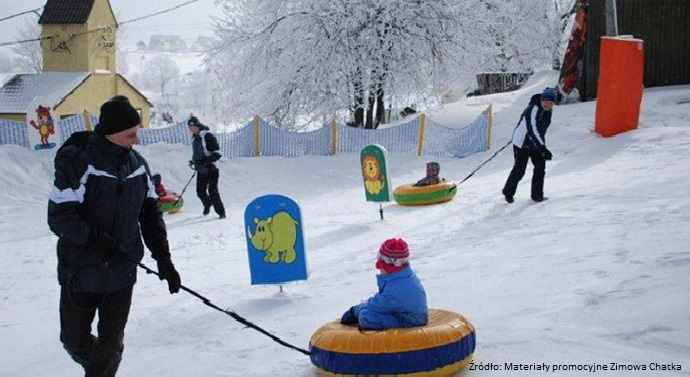 Zimowe atrakcje dla dzieci - Szkoła Mieszko