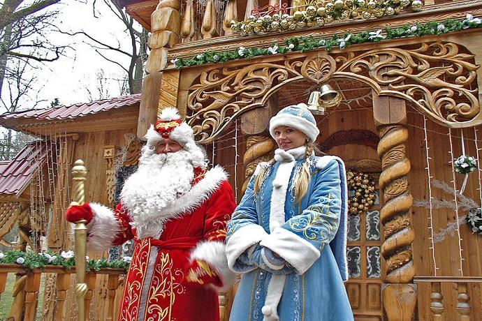 Zimowe atrakcje dla dzieci - Wioska Dziadka Mroza