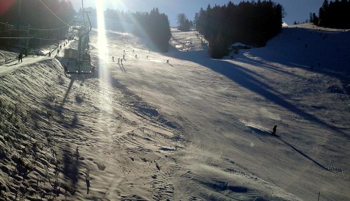 Stoki narciarskie na Słowacji - Plejsy