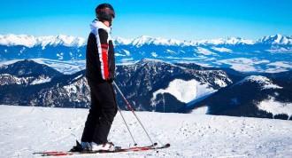 Najlepsze stoki narciarskie na Słowacji