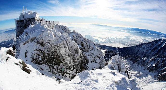 Stoki narciarskie na Słowacji - Łomnica