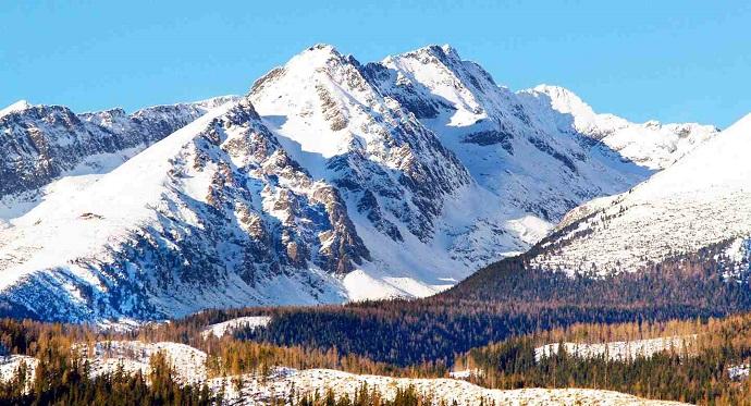 Stoki narciarskie na Słowacji - Štrbské Pleso