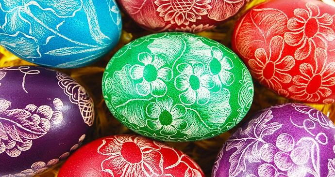 Wielkanoc w Polsce - pobite gary