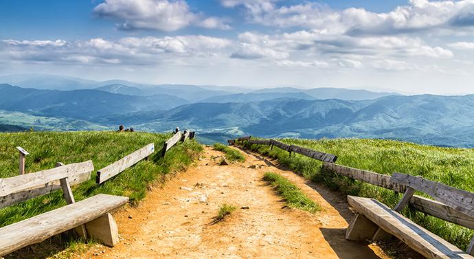 Najpiękniejsze parki narodowe - Bieszczadzki Park Narodowy