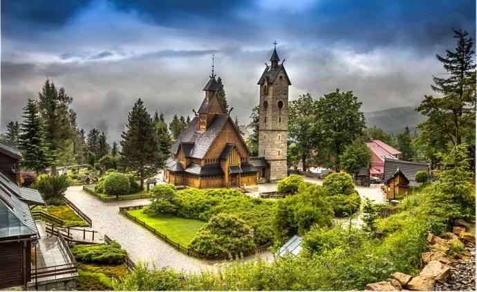 Oryginalne podróże - Kościół Wang