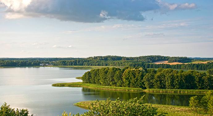 NAjpiękniejsze parki narodowe - Wigierski Park Narodowy