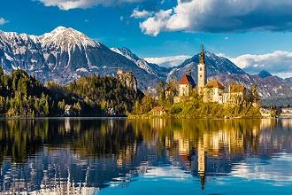 TOP 10. Największe atrakcje Słowenii