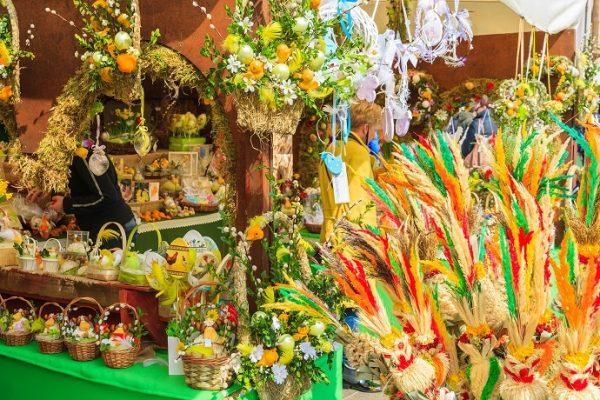 Wielkanoc w Polsce – najciekawsze miejsca i tradycje