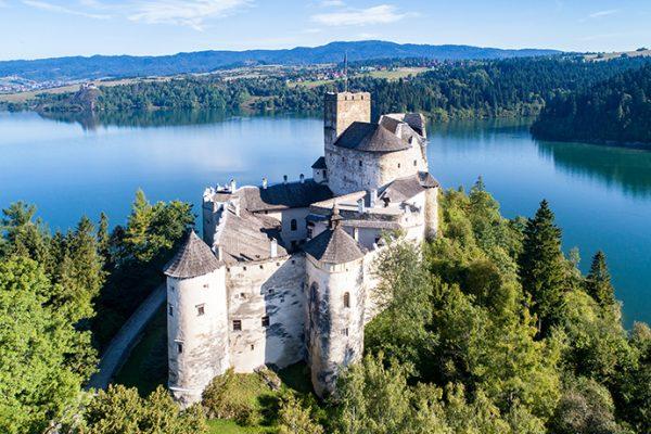 TOP 10. Najpiękniejsze zamki w Polsce