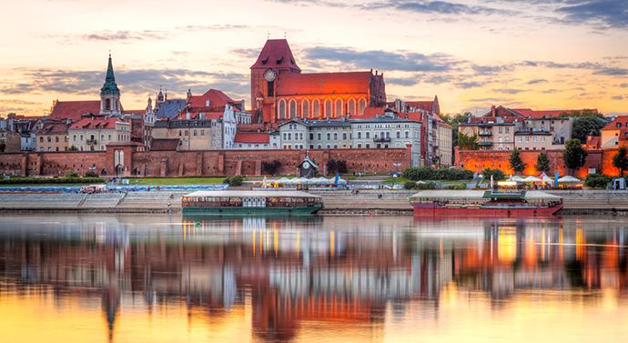 Rok Wisły - Toruń