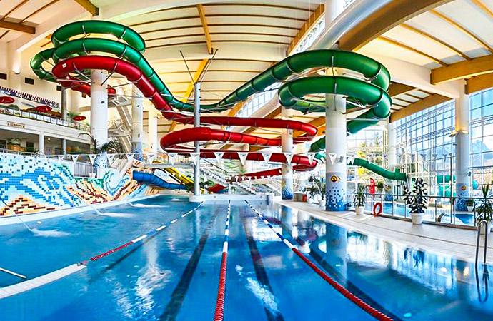 Najlepsze aquaparki w Polsce - Aqua Park Zakopane