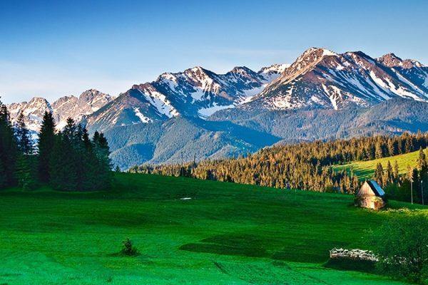 Najlepsze hotele w polskich górach
