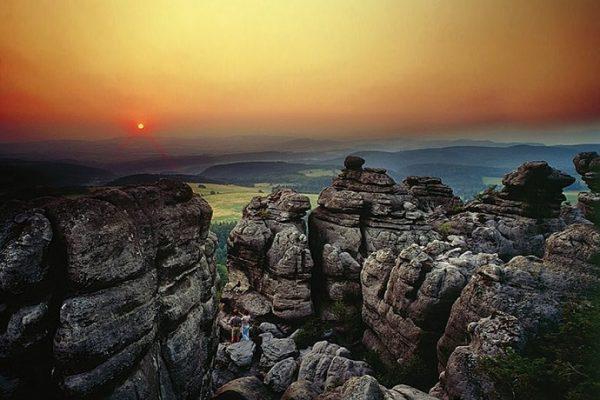 10 polskich cudów natury