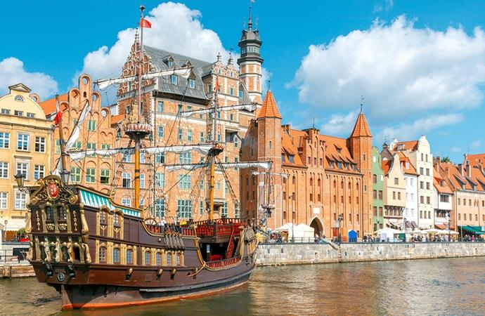Atrakcje dla dzieci w Polsce - Gdańsk