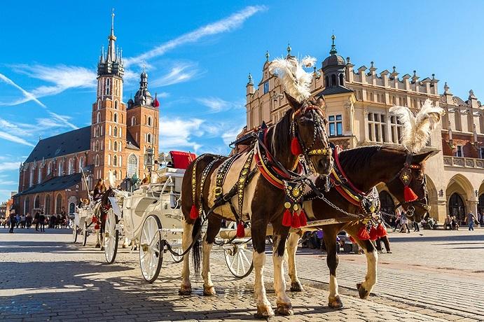 Atrakcje dla dzieci w Polsce - Kraków