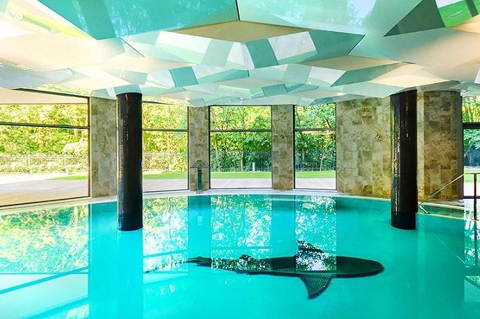 Najlepsze hotele SPA 2017: Diune Hotel & Resort by Zdrojowa