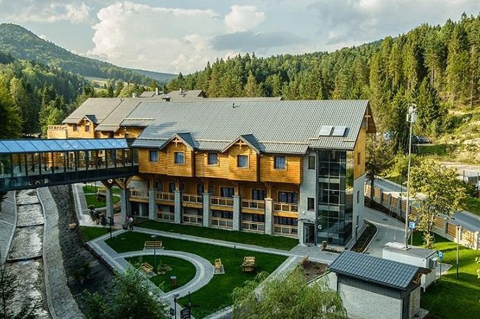 Najlepsze hotele SPA 2017: Czarny Potok Resort Spa & Conference