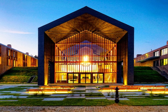 Najlepsze hotele SPA 2017: Skansen Conference & Spa