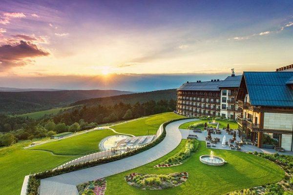 Najlepsze hotele SPA 2017