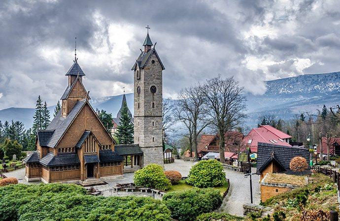 Top 10 miejsc w 2018 roku - Karpacz