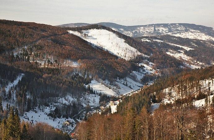 Top 10 miejsc w 2018 roku - Szczyrk