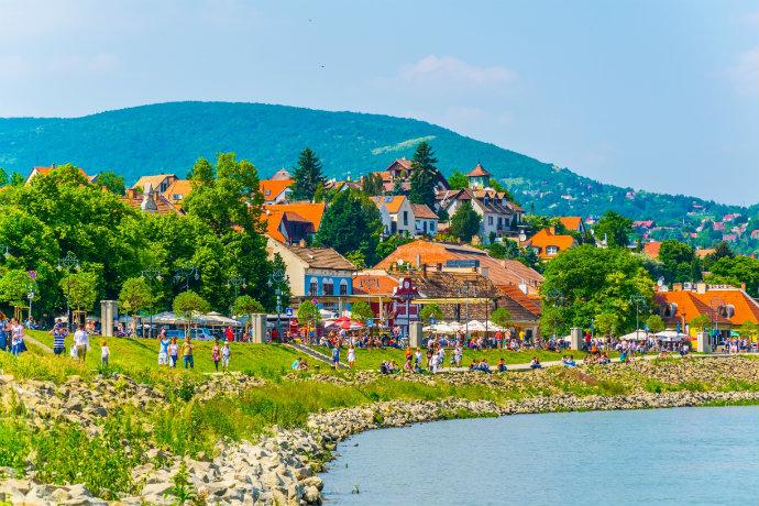 Największe atrakcje Węgier - Szentendre
