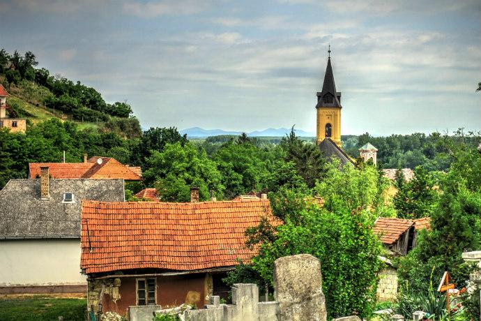 Największe atrakcje Węgier - Tokaj