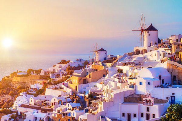 TOP 10: Najpiękniejsze greckie wyspy
