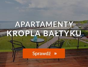 Apartamenty Kropla Bałtyku Darłowo