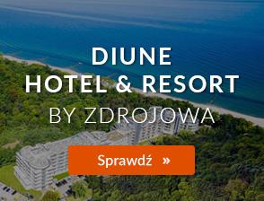 Diune Hotel & Resort by Zdrojowa Kołobrzeg