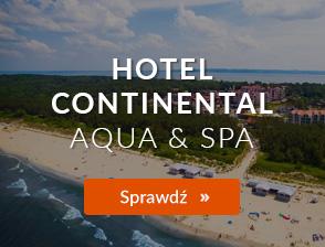 Hotel Continental Aqua & Spa Krynica Morska